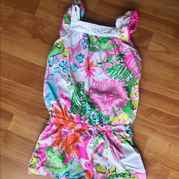Lilly Pulitzer for Target Other - Lilly Pulitzer for target  romper size 2T